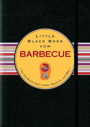 Little Black Book vom Barbecue (3527678956) cover image