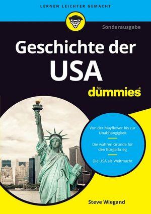 Die Geschichte der USA fur Dummies, 2. Auflage