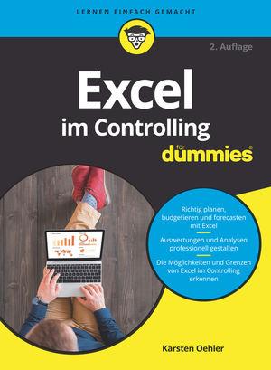 Excel im Controlling für Dummies, 2. Auflage