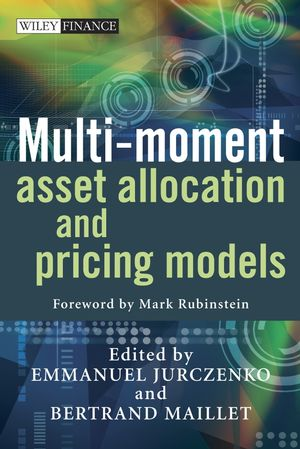 Multi-moment Asset Allocation and Pricing Models (0470034157) cover image
