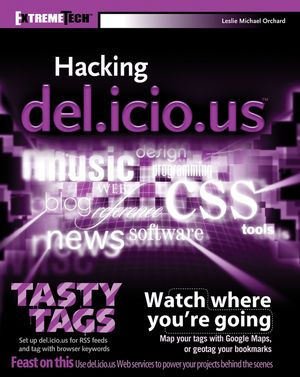 Hacking del.icio.us:Ultimate Guide to Hacking and Tweaking