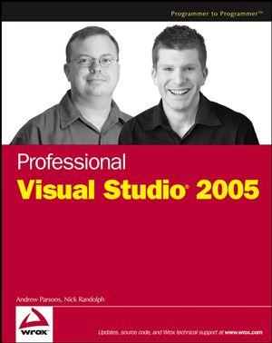 Professional Visual Studio<sup>&#174;</sup> 2005