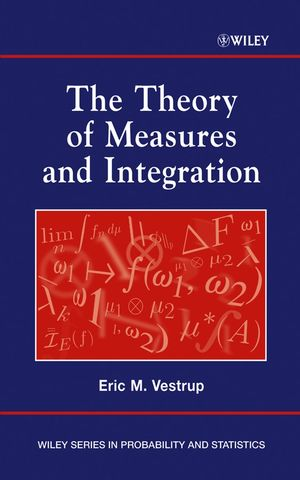 The Theory of Measures and Integration (0470317957) cover image