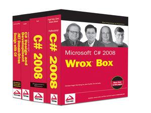 C# 2008 Wrox Box: Professional C# 2008, C# 2008 Programmer