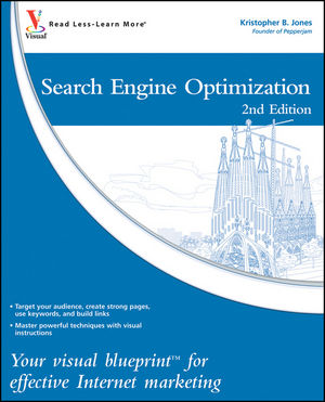 SEO Visual Blueprint by Kris Jones