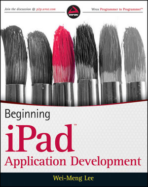 Beginning iPad Application Development (0470641657) cover image
