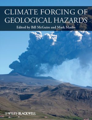 Book Cover Image for Climate Forcing of Geological Hazards