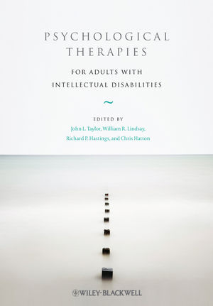 Psychological Therapies for Adults with Intellectual Disabilities (0470683457) cover image
