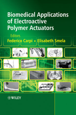 Biomedical Applications of Electroactive Polymer Actuators (0470773057) cover image