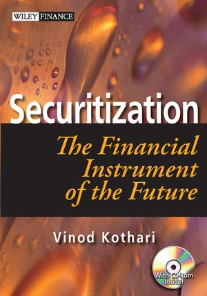 Securitization: The Financial Instrument of the Future (0470821957) cover image