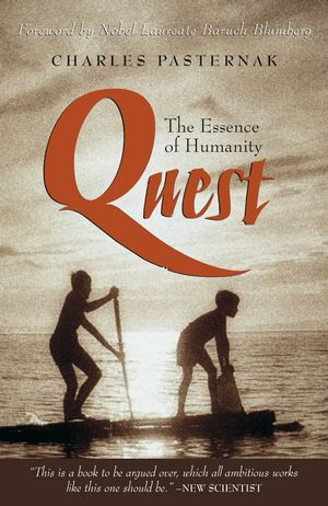 Quest: The Essence of Humanity (0470851457) cover image