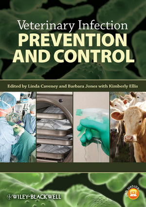 Veterinary Infection Prevention and Control (0470961457) cover image