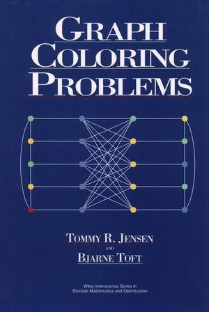 Graph Coloring Problems (0471028657) cover image