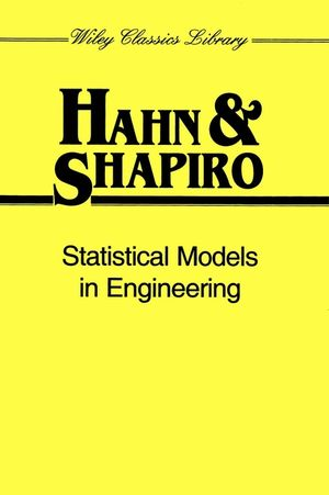 Statistical Models in Engineering