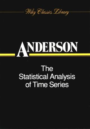 The Statistical Analysis of Time Series (0471047457) cover image