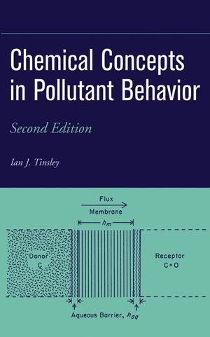 Chemical Concepts in Pollutant Behavior, 2nd Edition (0471095257) cover image