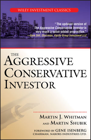 The Aggressive Conservative Investor (0471768057) cover image