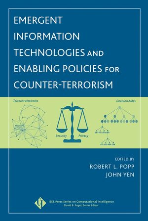 Emergent Information Technologies and Enabling Policies for Counter-Terrorism (0471776157) cover image