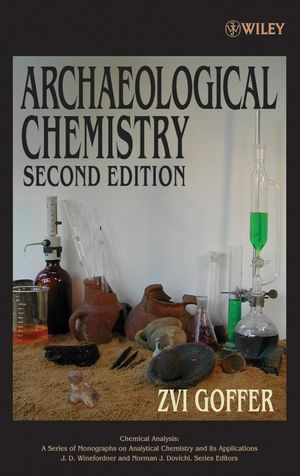 Archaeological Chemistry, 2nd Edition (0471915157) cover image