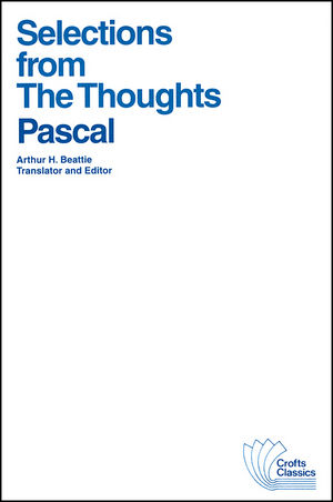 Selections from The Thoughts (0882950657) cover image