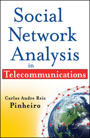 Social Network Analysis in Telecommunications (1118010957) cover image