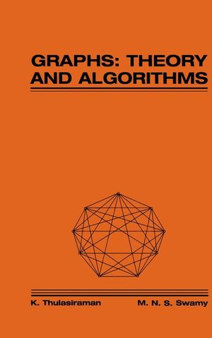 Graphs: Theory and Algorithms (1118030257) cover image