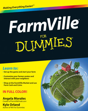 FarmVille For Dummies (1118061357) cover image
