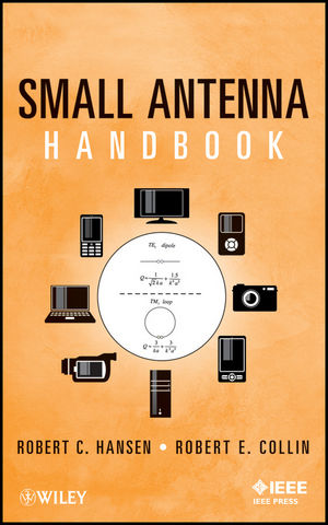 Small Antenna Handbook, 1st Edition (1118106857) cover image