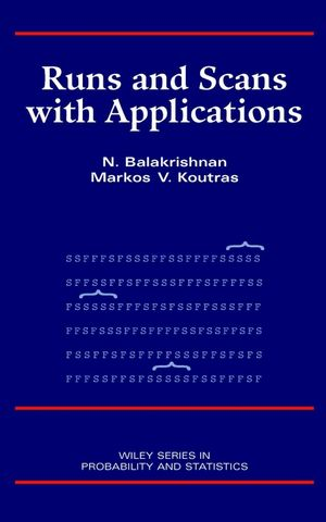Runs and Scans with Applications (1118150457) cover image