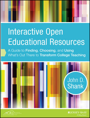 Interactive Open Educational Resources: A Guide to Finding, Choosing, and Using What
