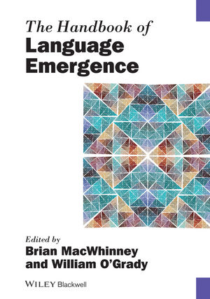 The Handbook of Language Emergence (1118301757) cover image