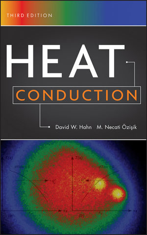 Heat Conduction, 3rd Edition (1118332857) cover image