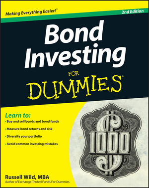 Bond Investing For Dummies, 2nd Edition (1118333357) cover image