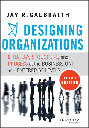 Designing Organizations: Strategy, Structure, and Process at the Business Unit and Enterprise Levels, 3rd Edition