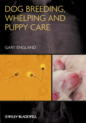 Dog Breeding, Whelping and Puppy Care (1118414357) cover image