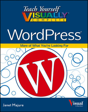 Teach Yourself VISUALLY Complete WordPress