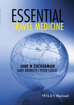 Essential Travel Medicine (1118597257) cover image