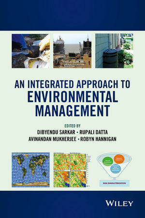 An Integrated Approach to Environmental Management (1118744357) cover image