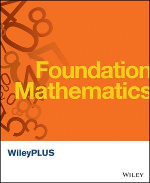 WileyPLUS Standalone to accompany Foundation Mathematics 1e
