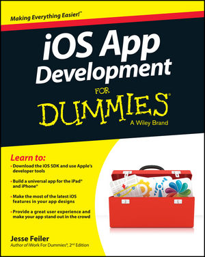Example code from iOS App Development For Dummies