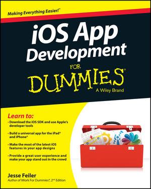 iOS App Development For Dummies (1118871057) cover image