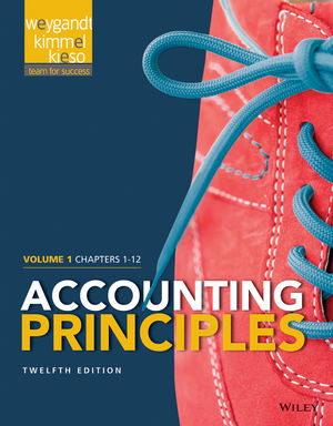 Accounting Principles, Volume 1: Chapters 1 - 12, 12th Edition