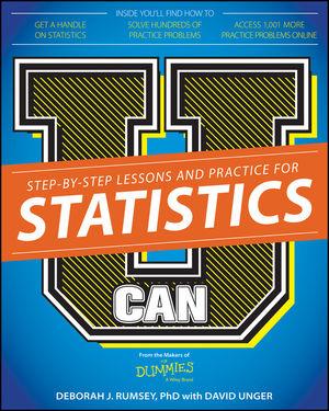 Wiley: U Can: Statistics For Dummies - Deborah J. Rumsey