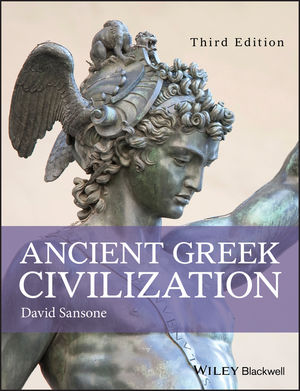 Ancient Greek Civilization, 3rd Edition (1119098157) cover image