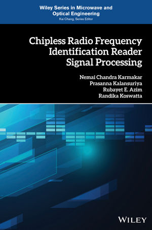 Chipless Radio Frequency Identification Reader Signal Processing (1119215757) cover image