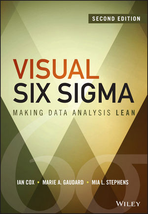 Visual Six Sigma: Making Data Analysis Lean, 2nd Edition (1119222257) cover image