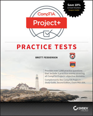 CompTIA Project+ Practice Tests: Exam PK0-004 (1119363357) cover image