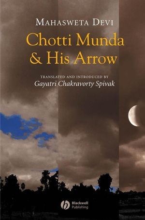 Chotti Munda and His Arrow (1405107057) cover image