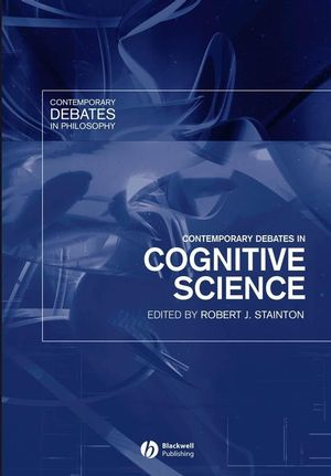 Contemporary Debates in Cognitive Science (1405113057) cover image