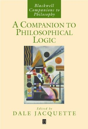 A Companion to Philosophical Logic (1405145757) cover image